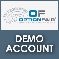 OptionFair Demo Account