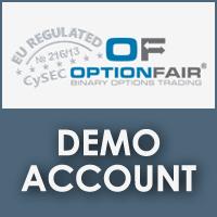 OptionFair Demo Account