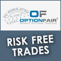 OptionFair Risk Free Trades