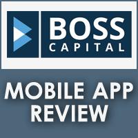 Binary Options Broker Boss Capital Mobile App