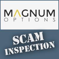 Magnum Options Scam Inspection