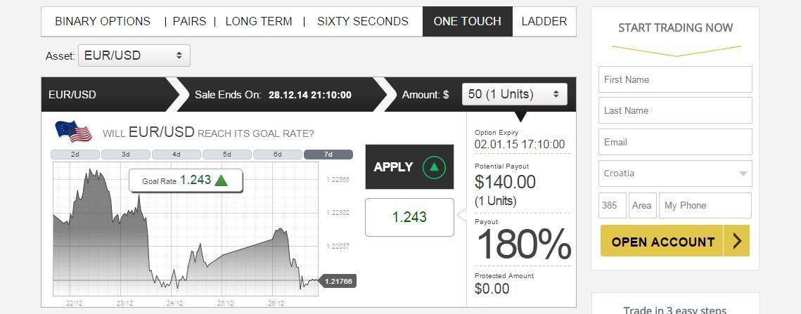 Magnum Options Trading Platform