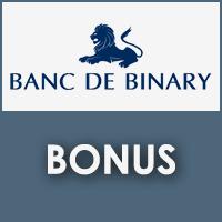 Banc De Binary Bonus Review