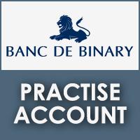 Banc De Binary Practise Account Review
