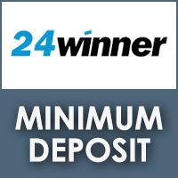 24winner Minimum Deposit