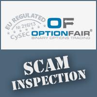 OptionFair Scam Test 2015
