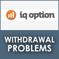 Binary options withdrawal problems