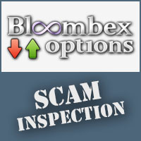 Bloombex Options Scam Inspection Review