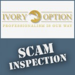 Ivory Option Scam Test