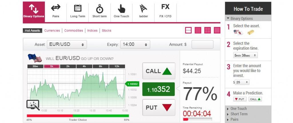 BKTrading Trading Platform
