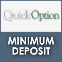 Minimum Deposit ВЈ5