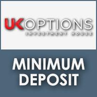 Forex minimum deposit uk