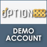 Option888 Demo Account