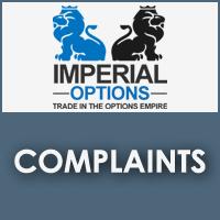 Imperial Options Complaints