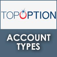 TopOption Account Types