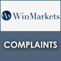 WinMarkets Complaints