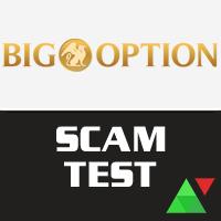 BigOption Scam Test