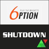 6option Shutdown