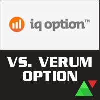 IQ Option vs. Verum Option