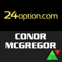 24option And Conor McGregor