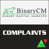Binary Capital Markets BCM Complaints