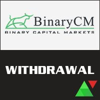 Binary Capital Markets BCM Withdrawal