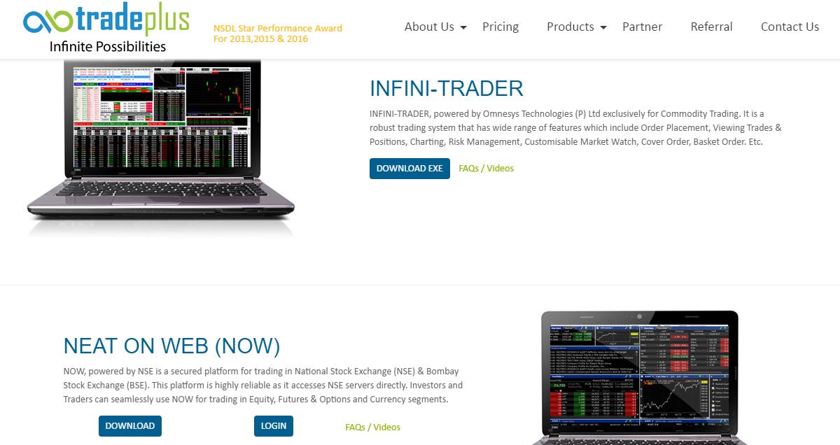 Tradeplus Platforms