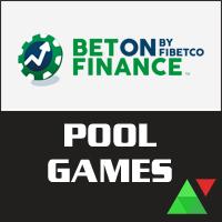 BetOnFinance Pool Games