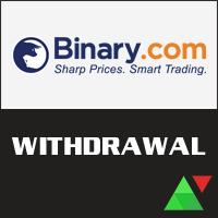 Binary.com Withdrawal