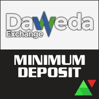 Daweda Minimum Deposit