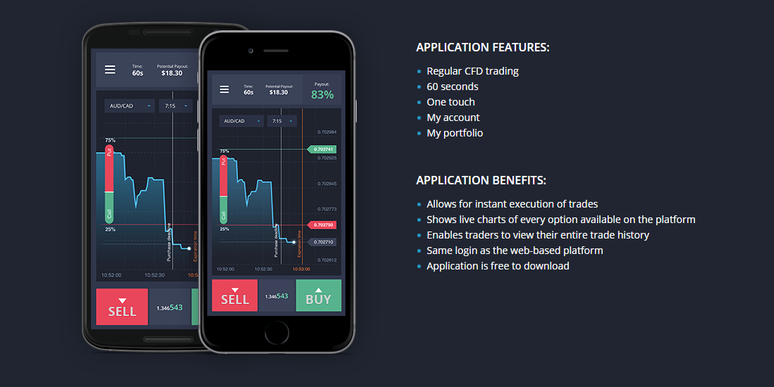 BinaryMate Mobile App