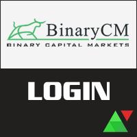 Binary Capital Markets Login