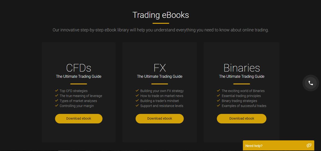 TradeInvest90 Education