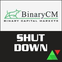 Binary CM Has Shut Down