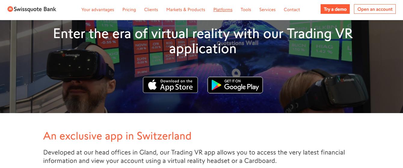 Swissqoute Trading VR