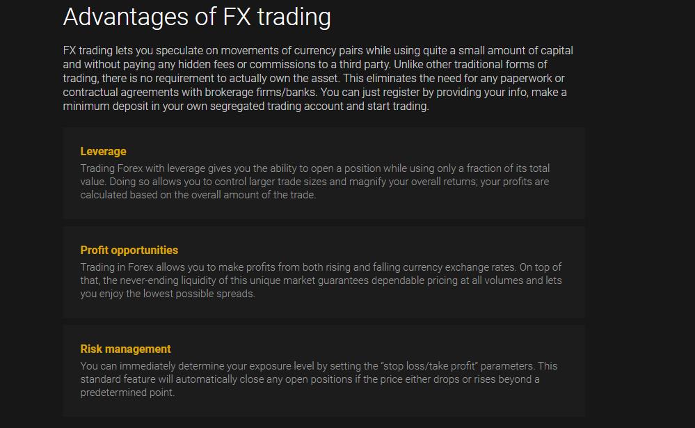 TradeInvest90 Forex Trading