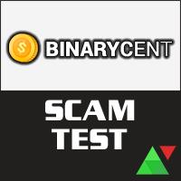 Binarycent Scam Test
