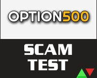 Option500 Scam Test