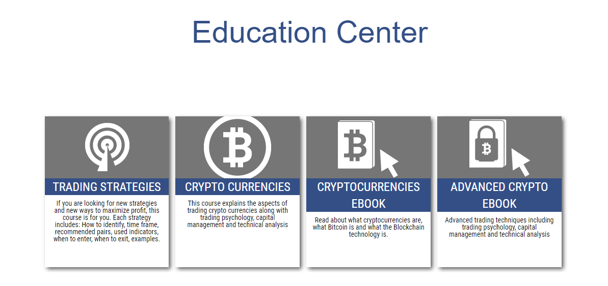 Capital Traders Education Center