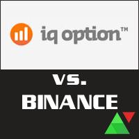 IQ Option vs Binance