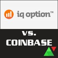 IQ Option vs Coinbase