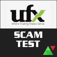 UFX Scam Test